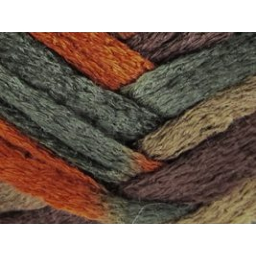 Knitting Fever Wholesale : Knitting fever flounce brown orange burgundy